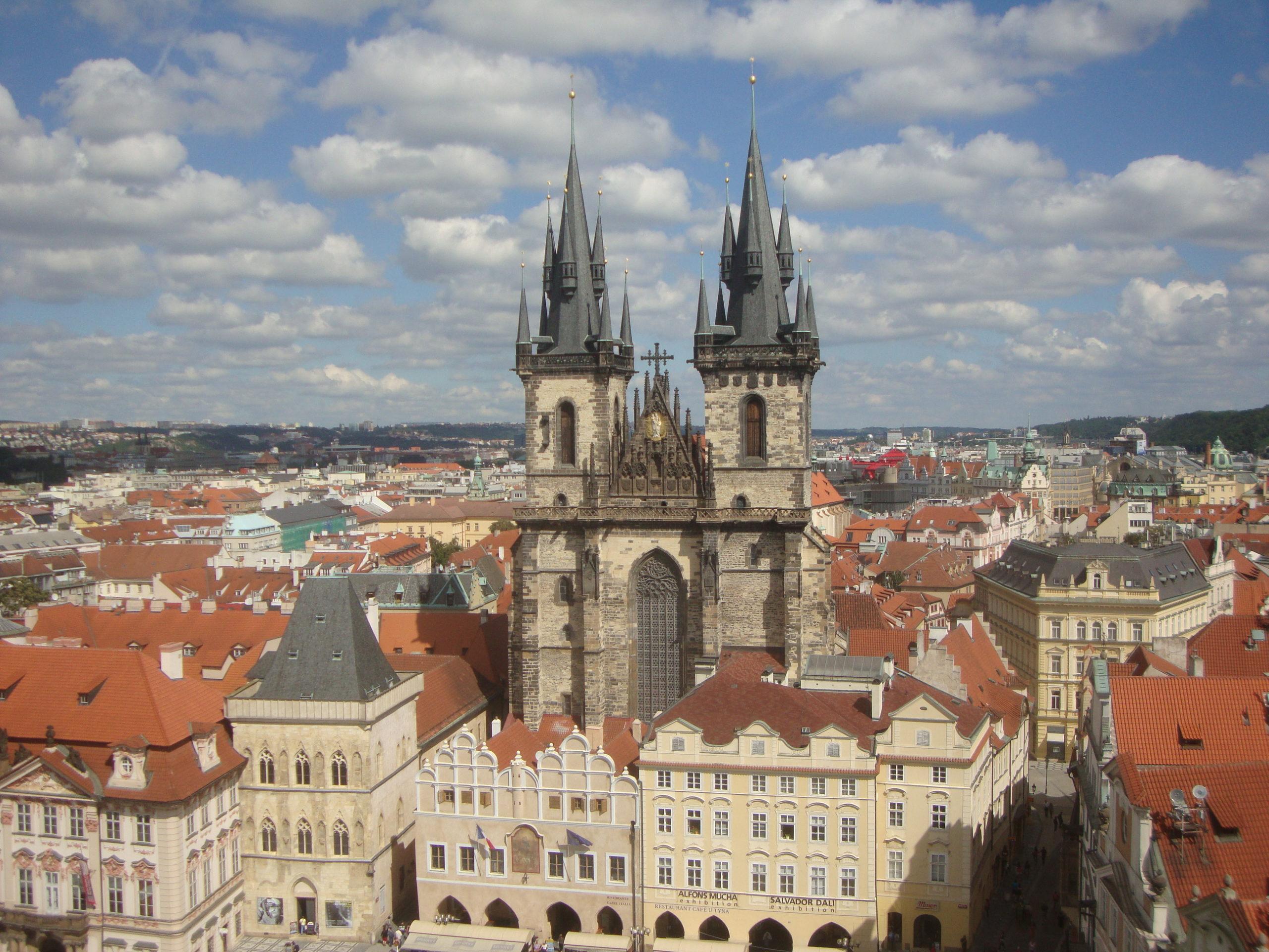 Praga, Rep. Ceca