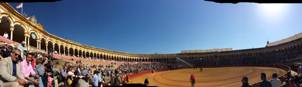 Sevilla, Plaza de Toros de La Real Maestranza