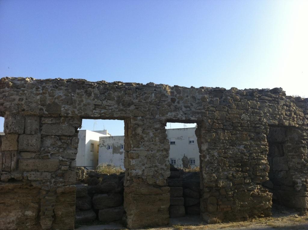 Cádiz, muralla