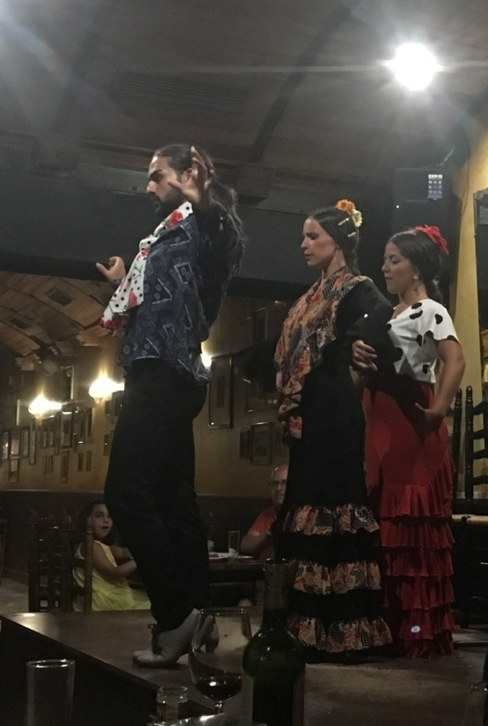 Cádiz, Flamenco Taberna la Cava