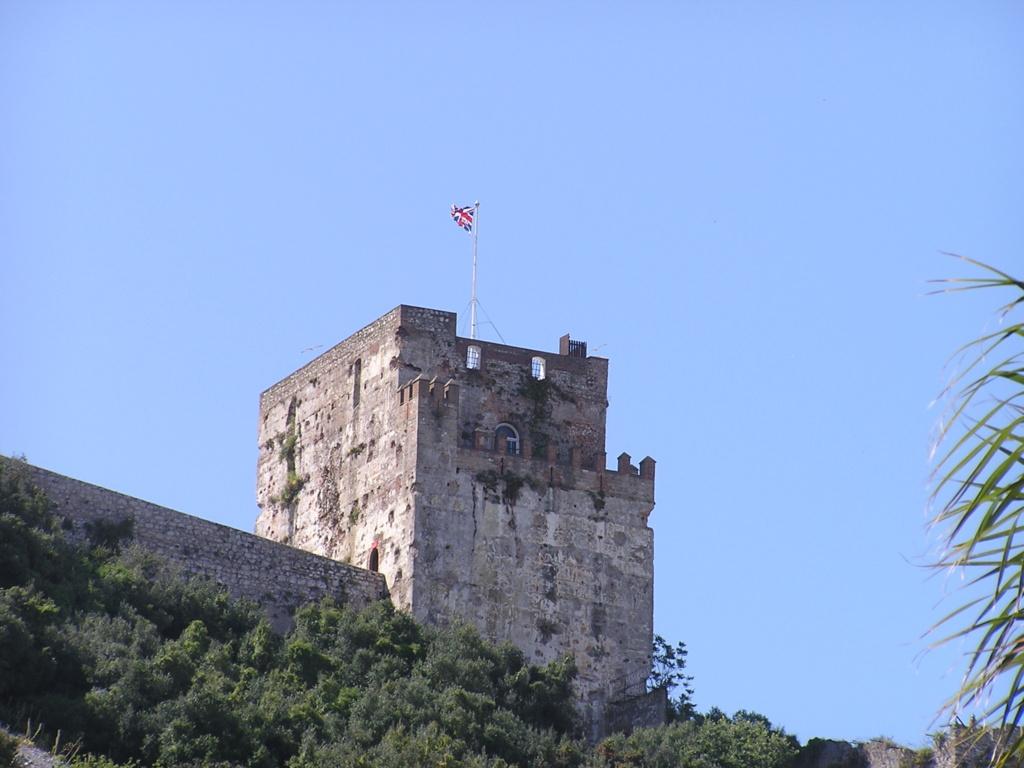 Gibilterra, Castello