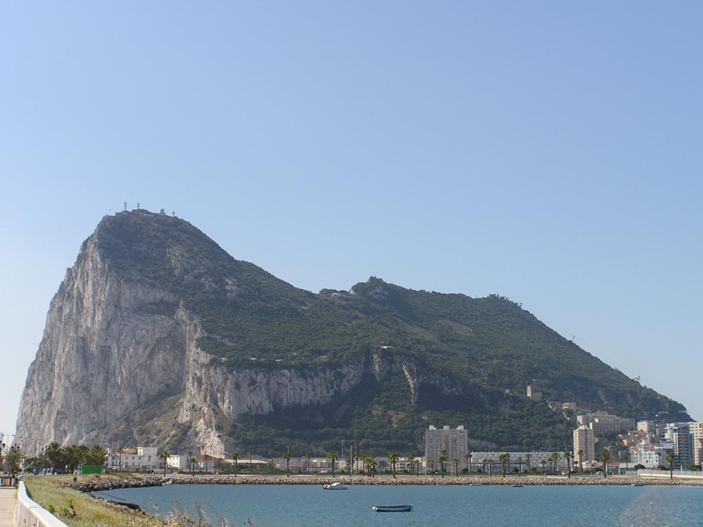 Gibilterra, Rocca