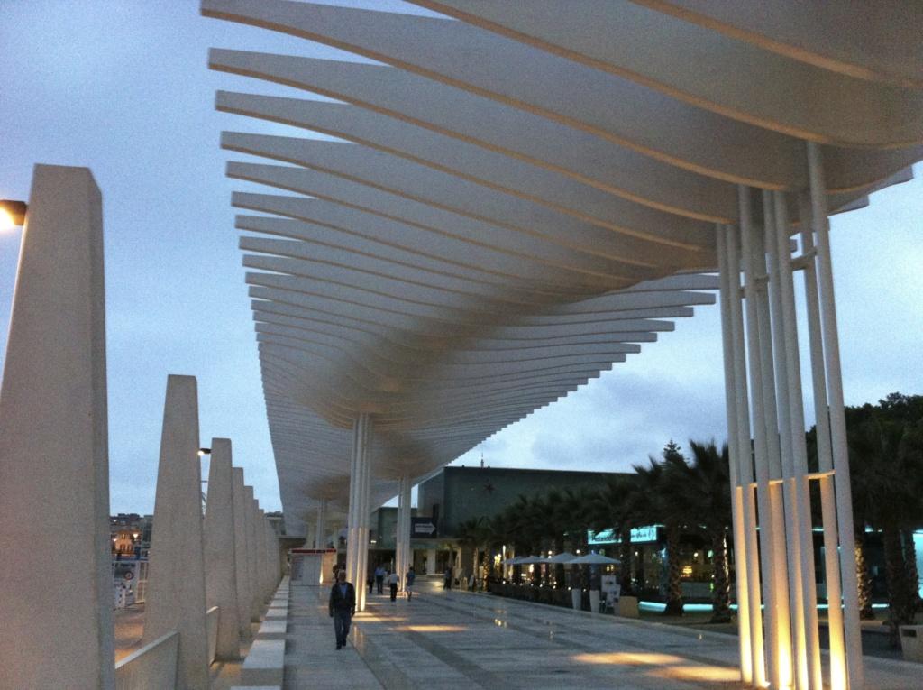 Malaga, Lungomare
