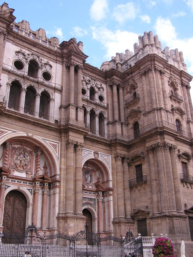 Málaga, Cattedrale