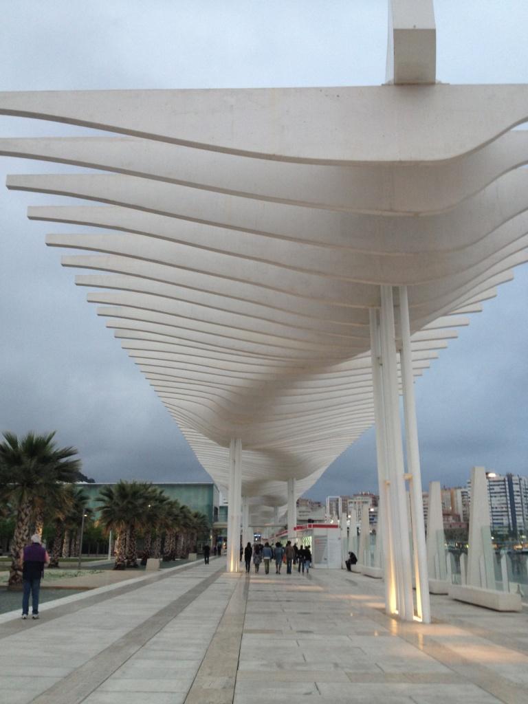 Málaga, Lungomare