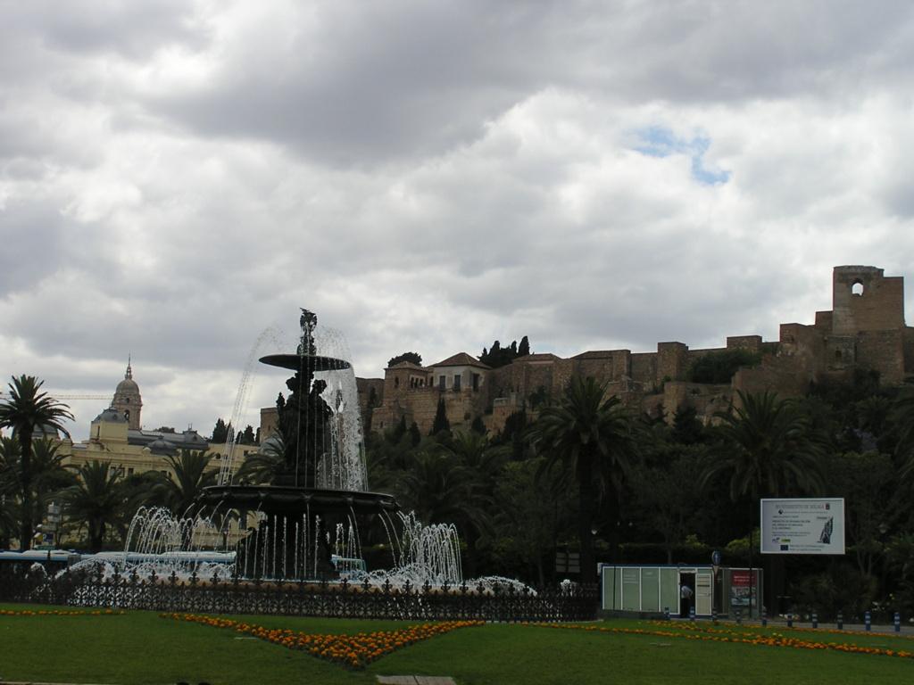 Málaga, Alcazaba