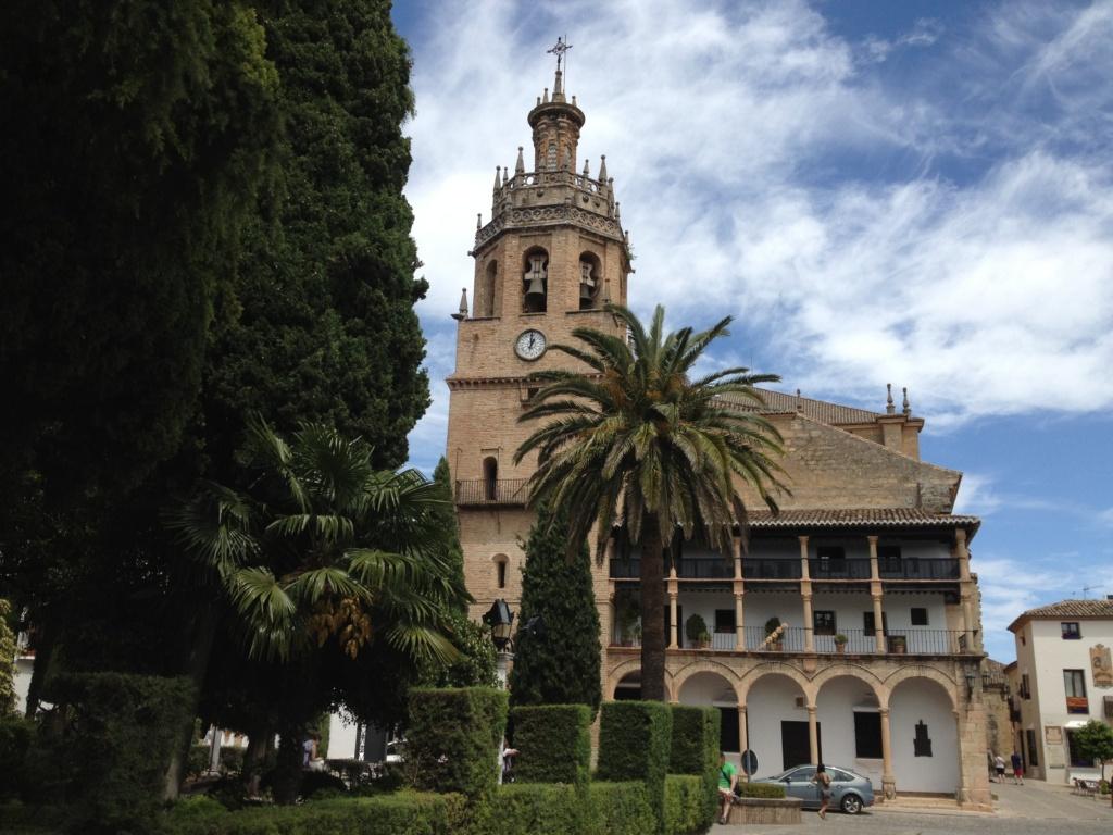 Ronda, Santa Maria la Mayor